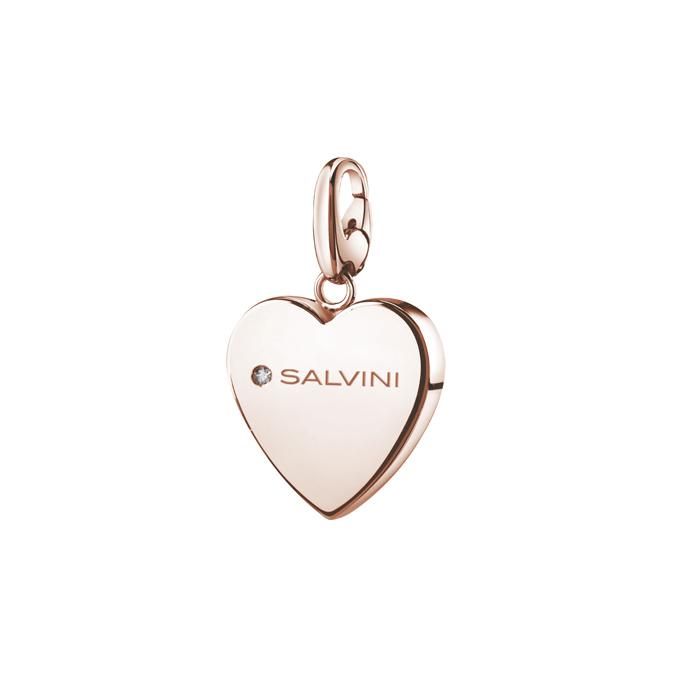 CIONDOLO CUORE  CHARMS OF LOVE SALVINI  REF 20073419