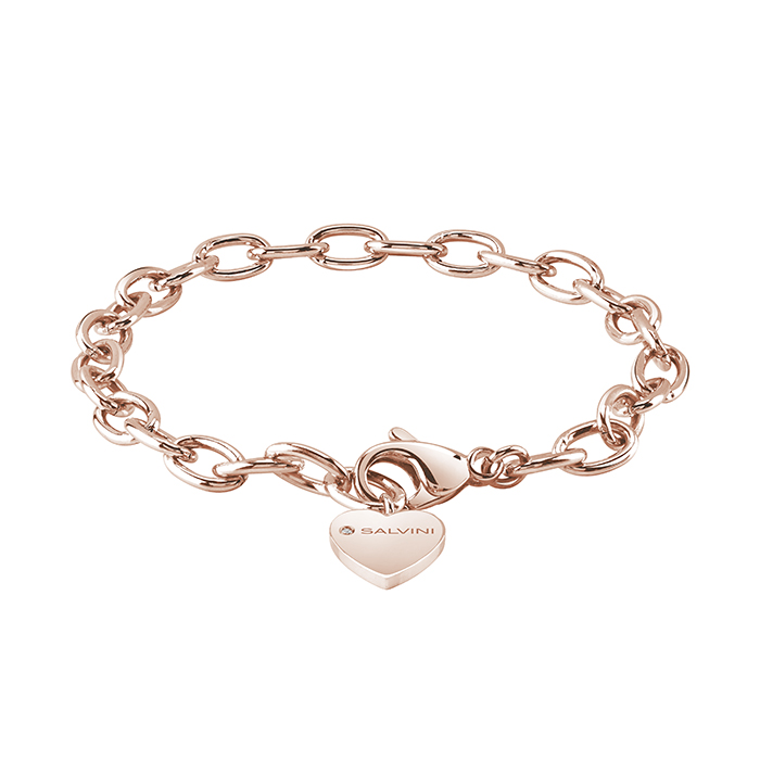 BRACCIALE CHARMS OF LOVE SALVINI  REF 20075269