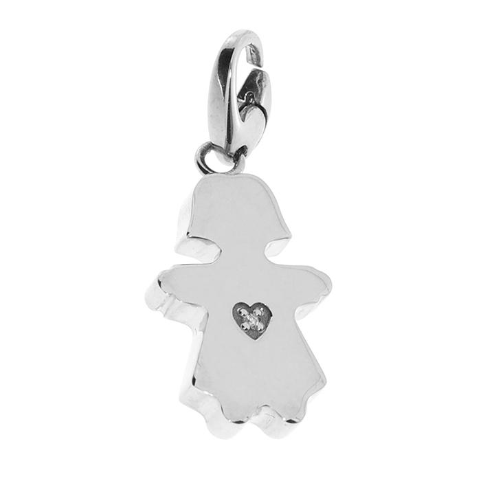 CIONDOLO BIMBA CHARMS OF LOVE SALVINI  REF 20077075
