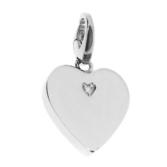 CIONDOLO CUORE  CHARMS OF LOVE SALVINI  REF 20077082
