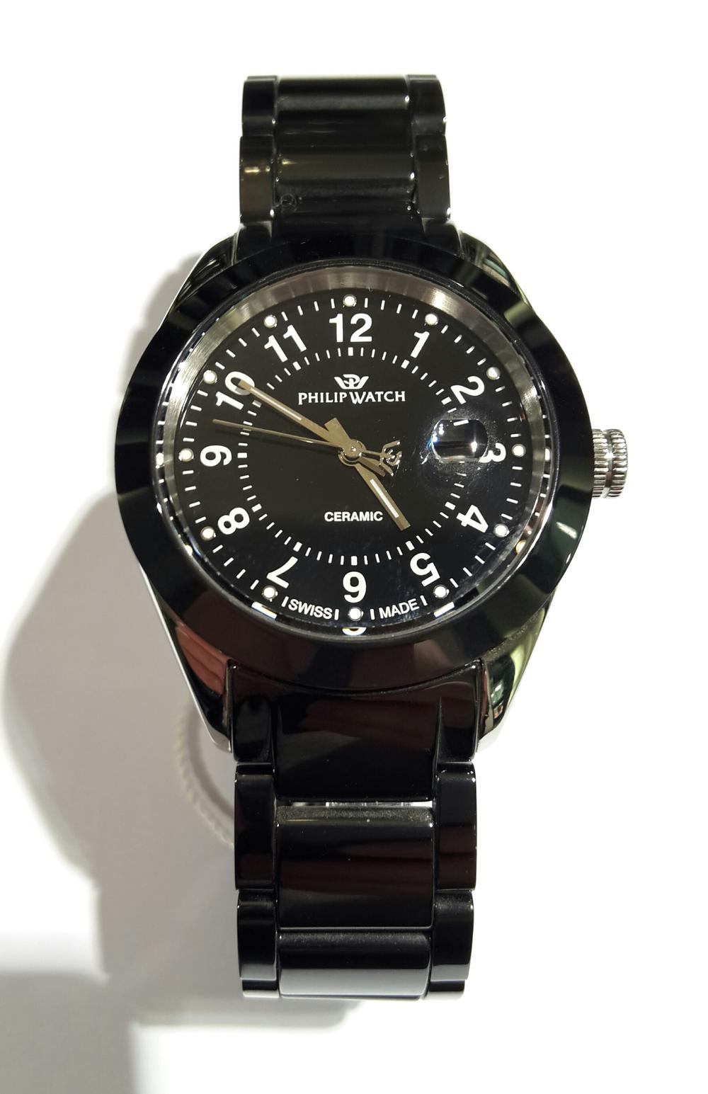 OROLOGIO PHILIP WATCH CARIBE CERAMIC REF R8253207525