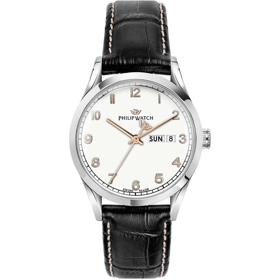OROLOGIO PHILIP WATCH SUNRAY  D-DATE  R8251180010