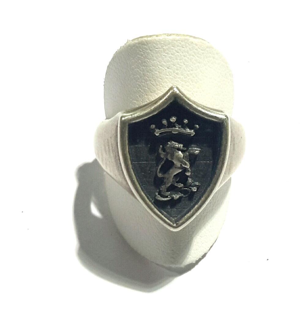 Anello Argento 925/000 Collezione GOTICA